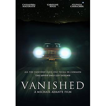 Vanished [DVD] USA import