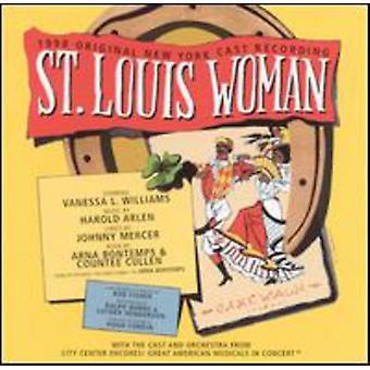 St. Louis Woman - St. Louis Woman (1998 Original New York Cast [CD] USA import