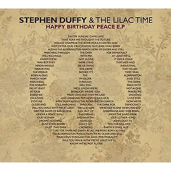 Stephen Duffy & Lilac Time - Happy Birthday Peace EP [CD] USA import