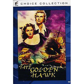 Golden Hawk (1952) [DVD] USA import