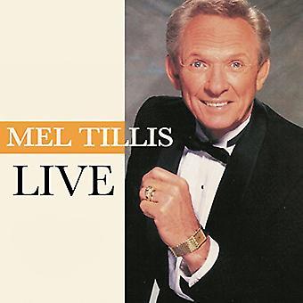 Mel Tillis - Live [CD] USA import