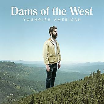 Dighe del West - Youngish americano [Vinyl] USA importare