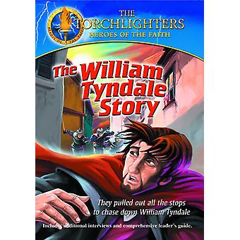 Torchlighters-William Tyndale [DVD] USA import
