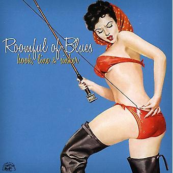 Llena de Blues - importación de USA de gancho línea y platinas [CD]