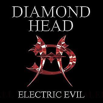 Diamond Head - Electric Evil [CD] USA import