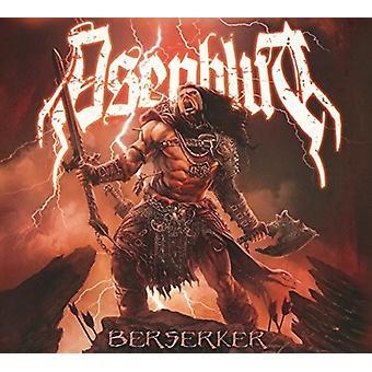 Asenblut - Berserker [CD] Yhdysvallat tuoda