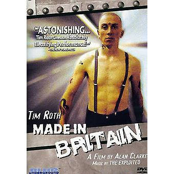 Made in Britain [DVD] USA import
