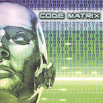 Koden Matrix [DVD] USA importere