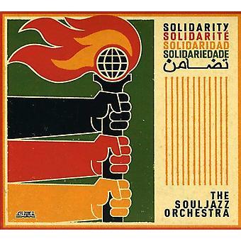 Soul Jazz Orchestra - Solidarity [CD] USA import