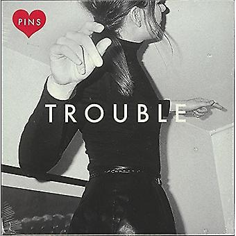 Pins - Trouble [Vinyl] USA import