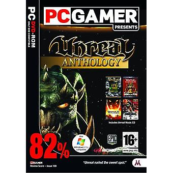 Unreal Anthology (PC DVD)-nieuw