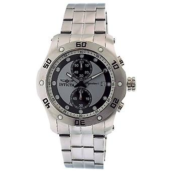 Invicta Signature Chronograph Stainless 7382, Men's, Silver Watch