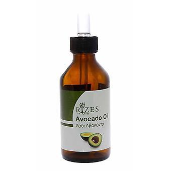 Olio base, olio di Avocado idrata e rivitalizza la pelle 100ml
