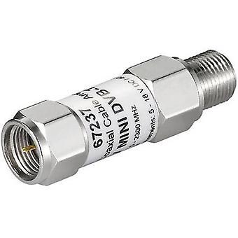 Goobay 67237 SAT förstärkare 18 dB