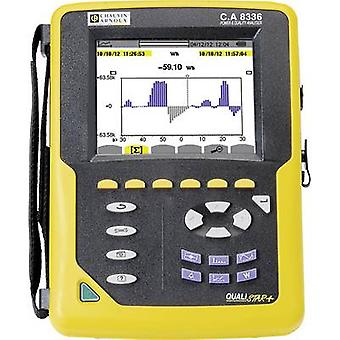 Chauvin Arnoux C.A 8336 Network diagnostics 3-phase Data logger