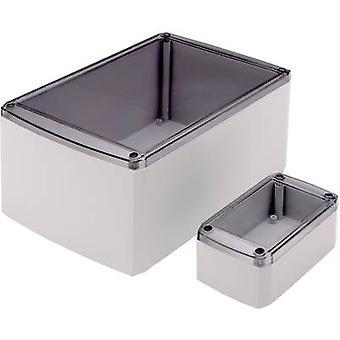 AXXATRONIC Universal de CSACTT003-CON caja 125 x 75 x 50 acrilonitrilo butadieno estireno luz gris 1 PC