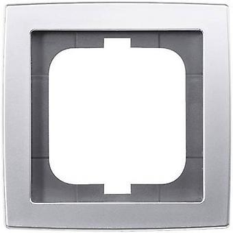 Busch-Jaeger 1x Frame Solo Chrome 1721-80