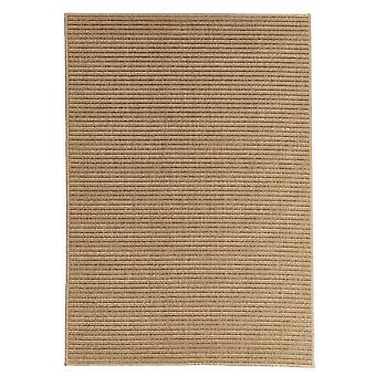 In - and outdoor carpet balcony / lounge of natural plain sisal optic 200 x 285 cm