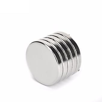 Neodym Magnet 20 x 3 mm Scheibe N35 - 100 Stück