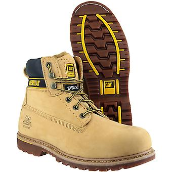 CAT Workwear Mens Workwear Holton Compression Resistant Safety Boots
