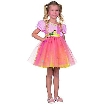 Carnevale di Candygirl caramella rosa costume bambini carnevale