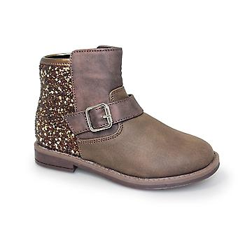 Lunar Victoria Kids Glitter Buckle Boot CLEARANCE