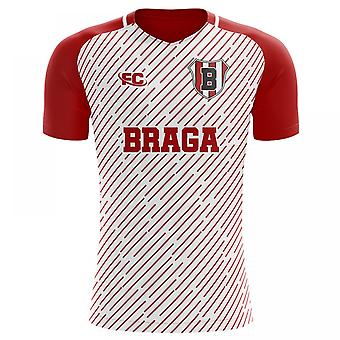 2018-2019 Braga Fans Culture Home Concept Shirt - Kids