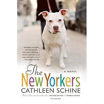 Les New Yorkais par Cathleen Schine - Leanne Shapton - 9780312427832 B