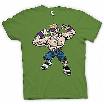Crianças a t-shirt - John Cena caricatura - Cool Wrestling