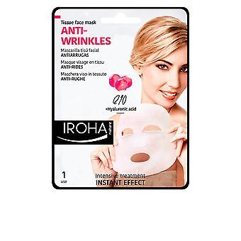 Iroha Tissue Mask Antiwrinkles Q10 + Ha 1 Use For Women