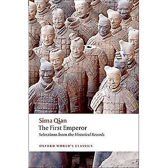 De eerste keizer: Selecties uit de historische Records (Oxford World's Classics)