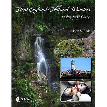 Merveilles naturelles de la nouvelle-Angleterre