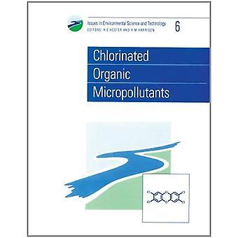 Chlorierte organische Mikroverunreinigungen (Ausgaben in Environmental Science and Technology)