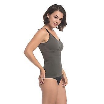 UpSpring Charcoal Fusion Post Pregnancy Slimming Nursing Tank