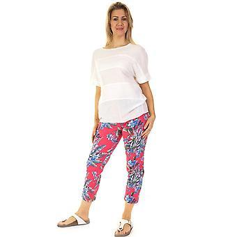 POMODORO Trouser 71919 Pink