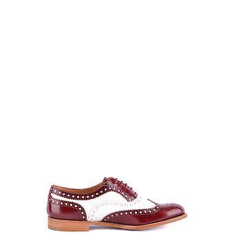 Tricker's Ezbc150001 Men's White/brown Leather Lace-up Shoes