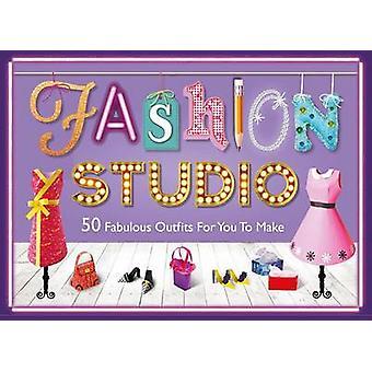 Fashion Studio by Helen Moslin - 9780763682224 Book