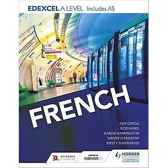 Edexcel A level fransk (inkluderer AS) av Karine Harrington-i