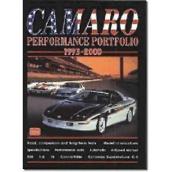 Camaro Performance Portfolio 1993-2000 by R. M. Clarke - 978185520552