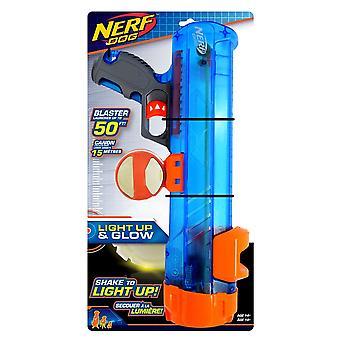 Nerf Dog Tennis Ball Blaster - Translucent