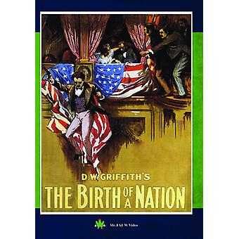 Birth of a Nation [DVD] USA import