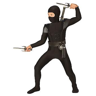 Bristol Novelty Childrens/Kids Ninja Bodysuit