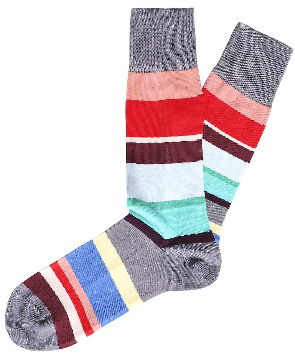Paul Smith Peter Odd Striped Socks Fruugo