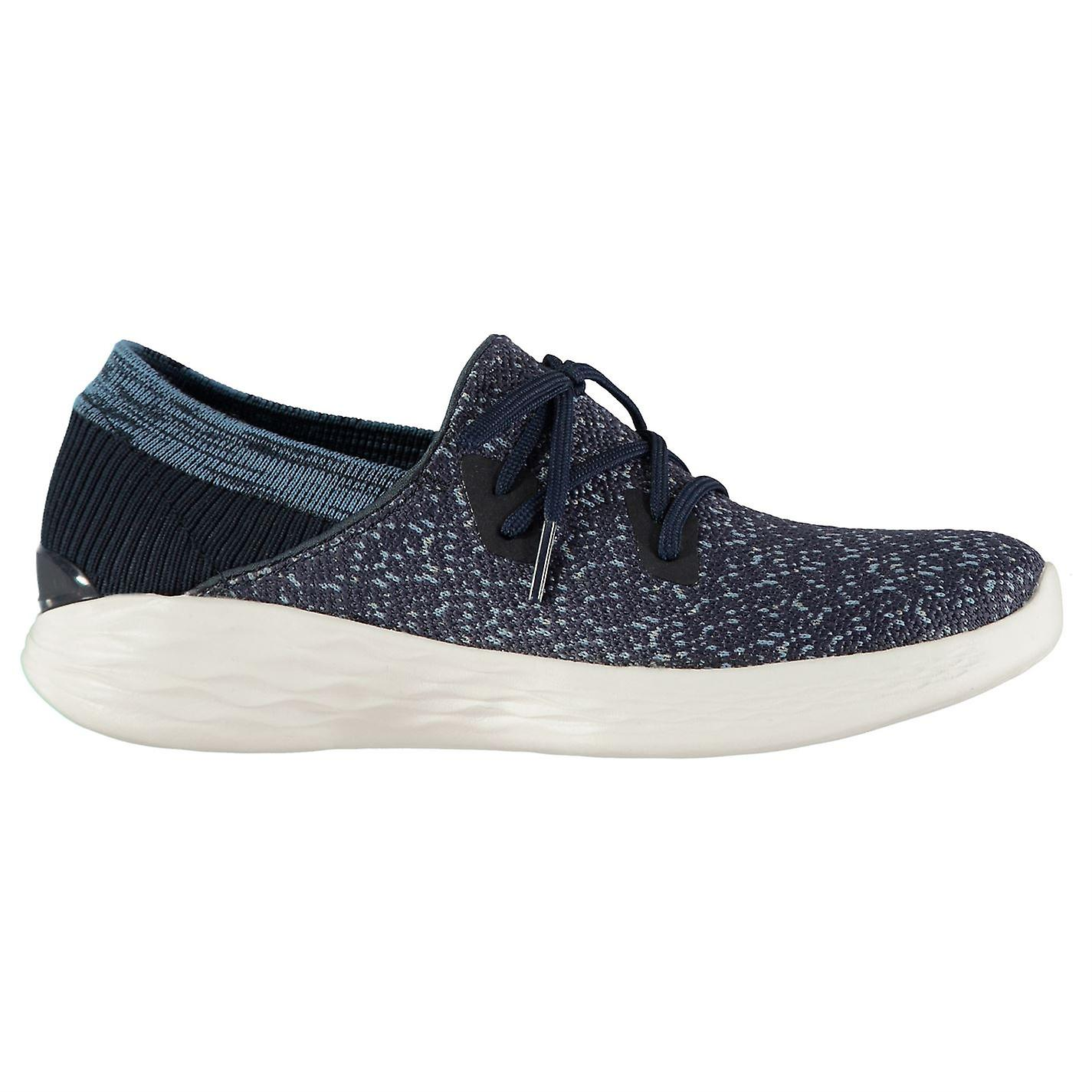 Skechers Womens YOU Exhale Ladies Trainers Gym Sports Shoes Sneakers XiEzL