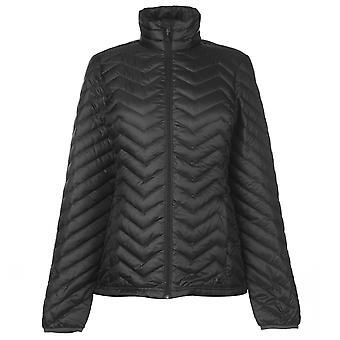 Eastern Mountain Sports Damen Feder Pack Jacke LadiesZip Langarm Top