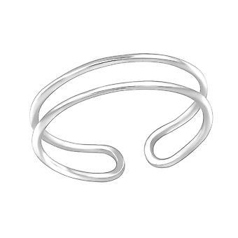Apri - 925 Sterling Silver pianura anelli - W30395X