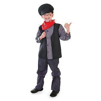 Bristol Novelty Childrens/Kids Chimney Sweep Costume
