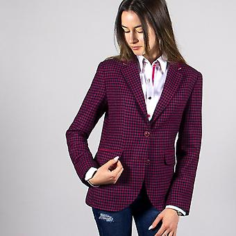 CLAUDIO LUGLI Kalifornien Dogtooth Ladies Jacka