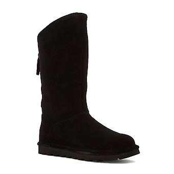 Bearpaw Womens Phylly Closed Toe Mid-Calf Cold Weather Boots