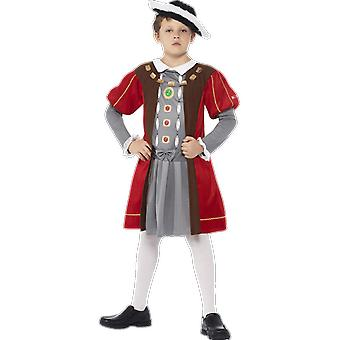 Boys Age 12 - 12 Years Horrible Histories Henry VIII 8th Fancy Dress Costume